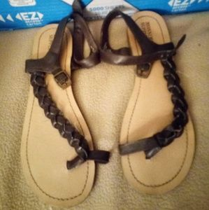 Size 8 Mossimo sandals